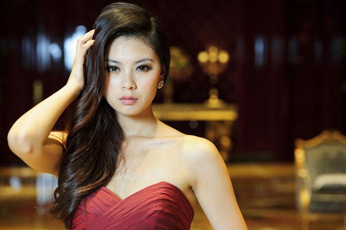 самые красивые азиатки фото