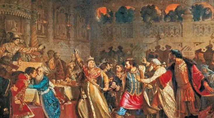 """Василий II: за что его прозвали """"Тёмным"""""""