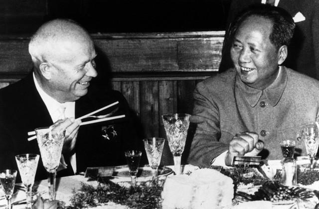 Как Хрущёв Китай потерял. Из истории советско-китайских отношений