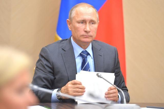 Путин наградил Дениса Пака медалью ордена «За заслуги перед Отечеством»