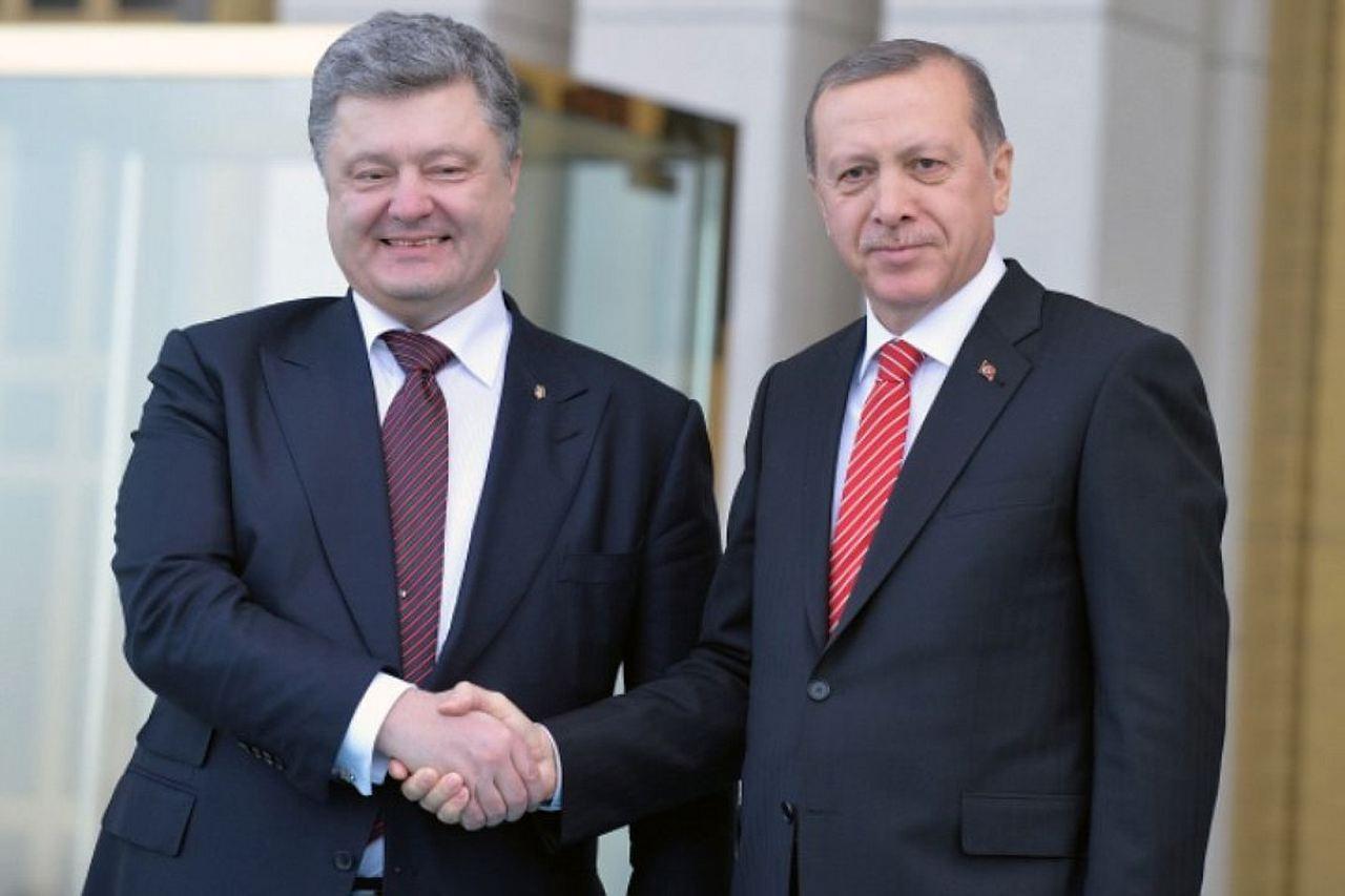 Фиаско Порошенко обозначил Эрдоган