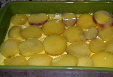 """Картофель """"По-княжески""""."""