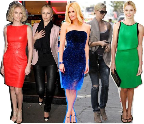 Самые стильные высокие женщины