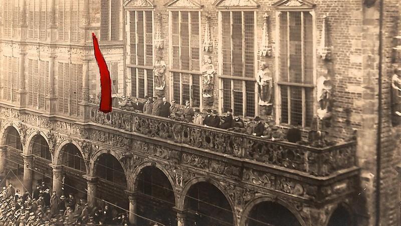 100 лет назад была создана Бременская Советская Республика