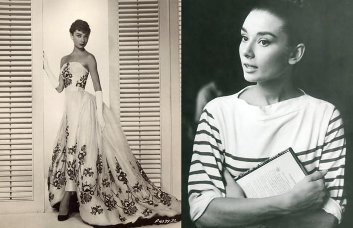 20 великолепных снимков Одри Хепберн в 1950х годах