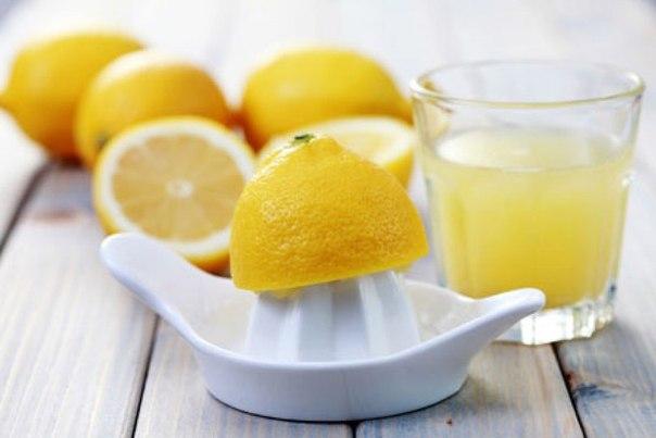 Очищение кишечника соком лимона