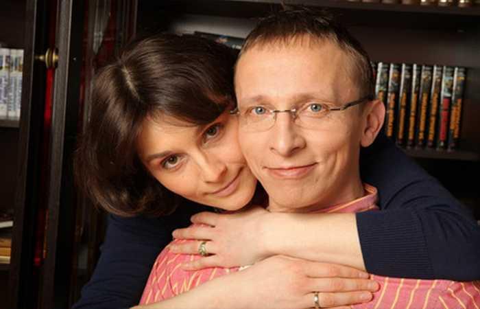 Иван и Оксана Охлобыстины: «…любовь это глагол. И означает действие…»