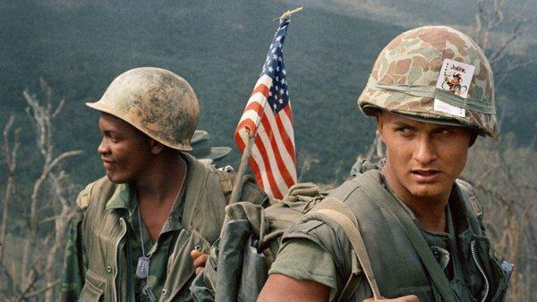 Американские военные в период Вььетнамской войны