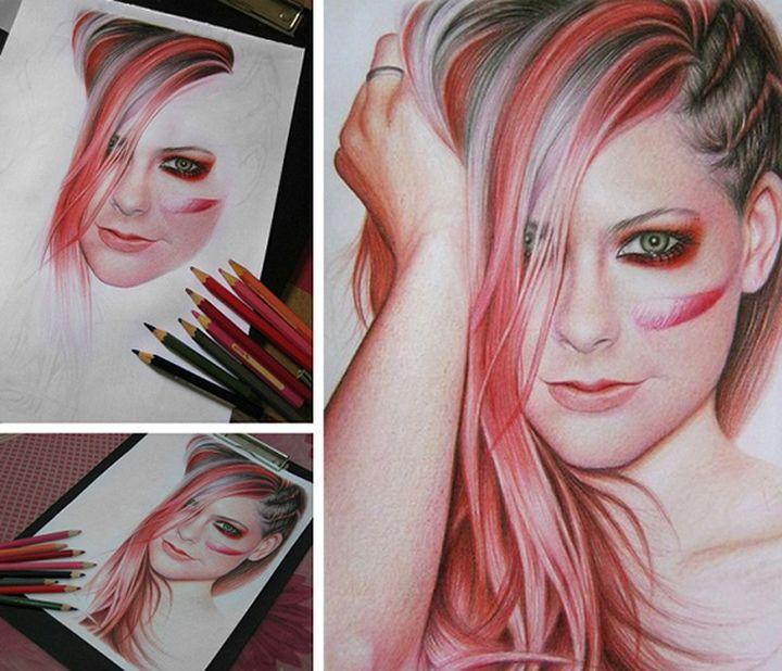 Adi Nugroho карандаш, рисунки, художник