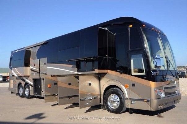 Мне бы такой дом как этот автобус!