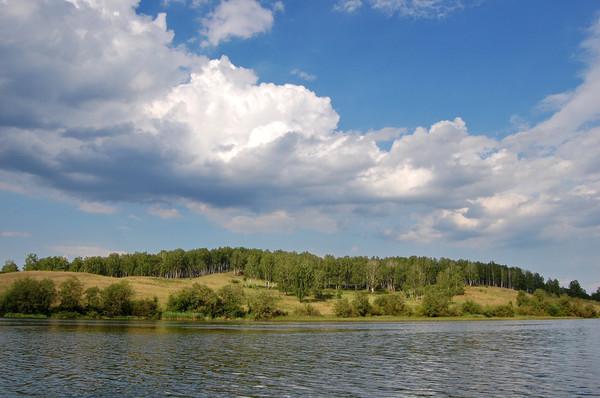Южный Урал. Зауралье. оз. Драга. Рыбалка