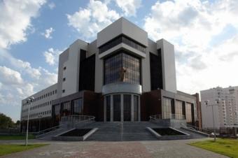 Дворец Правосудия Екатеринбурга