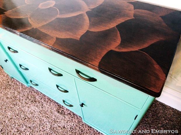 Интересное самодельное покрытие для вашей мебели