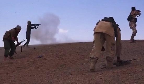 SANA: Впровинции Дейр-эз-Зор идут бои, начались восстания против ДАИШ