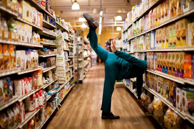 Как музыка в магазинах заставляет нас тратить