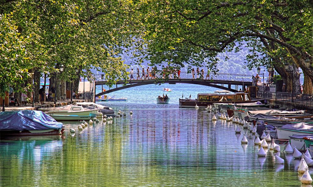 ТОП-7 самых красивых городов на каналах-14