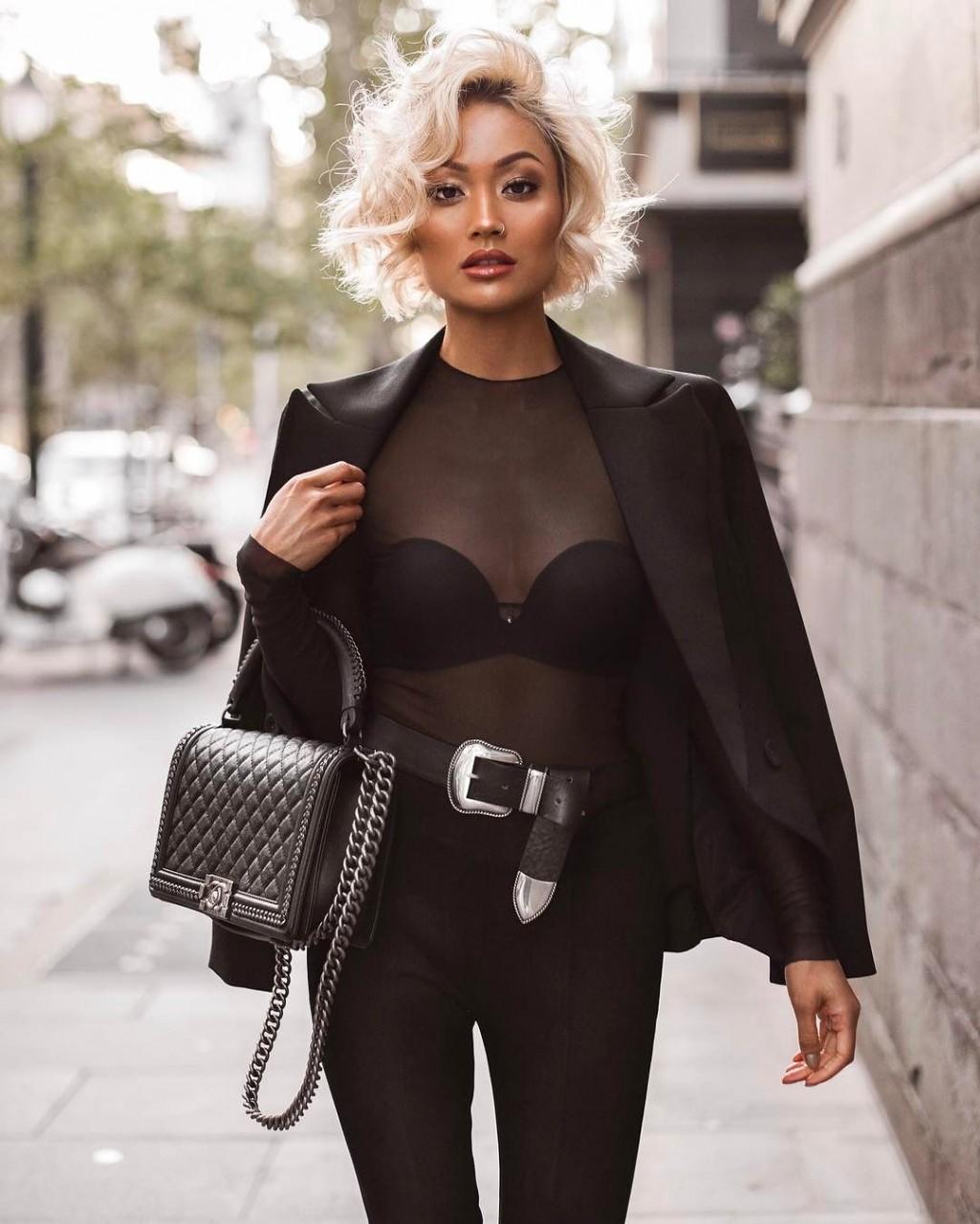 Королевский шик. 12 хитростей ношения черной одежды