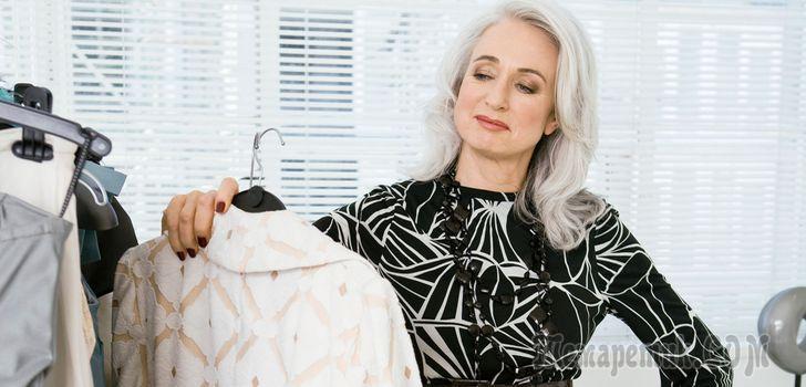 Стилю все возрасты покорны -- последние тенденции в мире «зрелой» моды