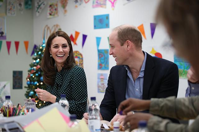 Принц Уильям и Кейт Миддлтон…