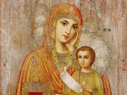 7 февраля — день иконы Божией Матери «Утоли моя печали».
