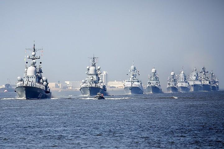 Борисов: Гособоронзаказ для ВМФ может быть сорван по итогам 2018 года