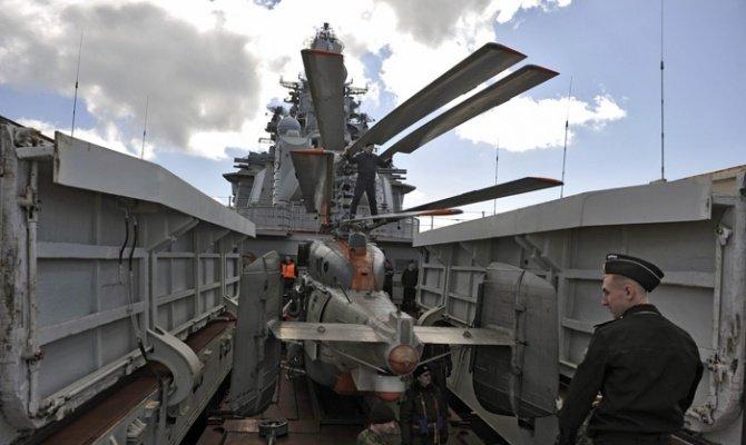 Впервые боевой российский корабль дошел по северному морскому пути до Сахалина