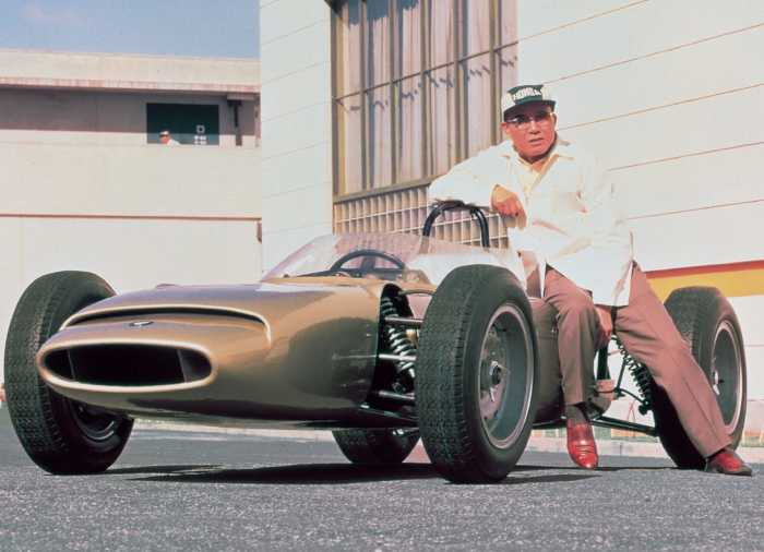 История легендарного изобретателя и основателя Honda