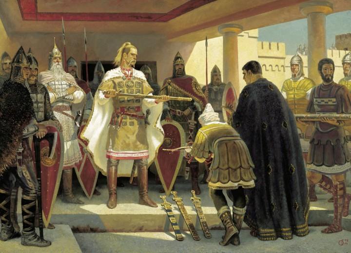 Что такое Древняя Русь