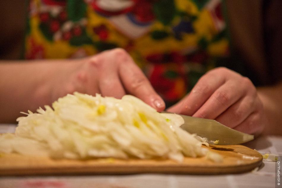 Три рецепта бешбармак