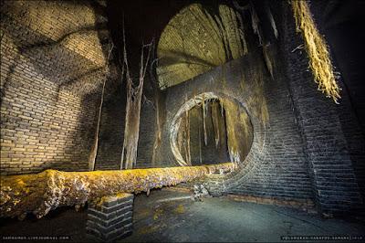 22 фото подземного Саратова