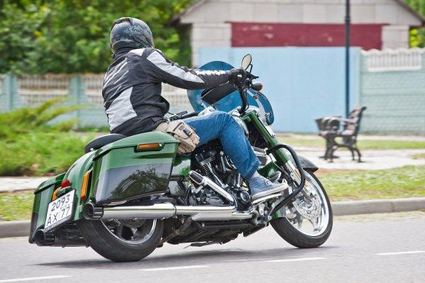 UberHarley — Harley-Davidson FLHRSE5 CVO Road King - Фото 7