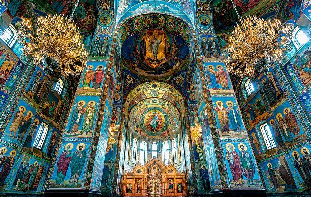 Красивейшие места России по …