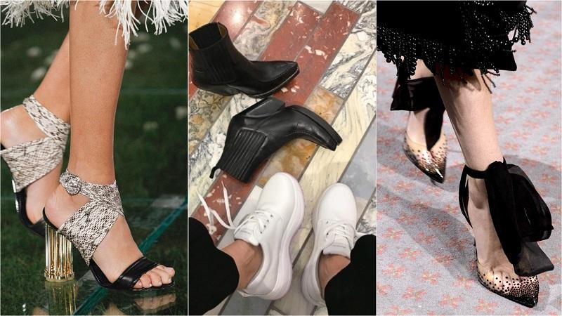 Обувные тенденции весны, лет…