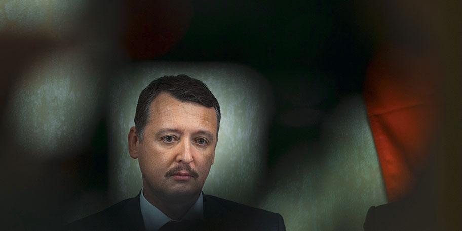 Интервью с Игорем Ивановичем Стрелковым.