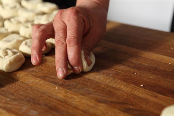 14 этап приготовления рецепта. Фото