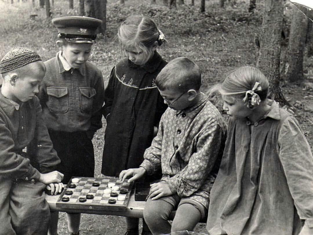Кодекс чести советских пацанов