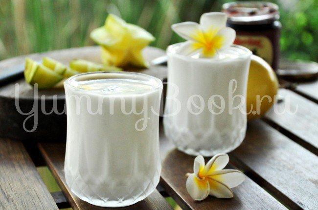 Панна-котта кокосовая