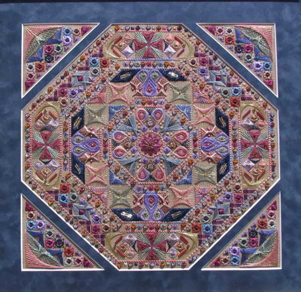 Схемы для вышивки по моноканве