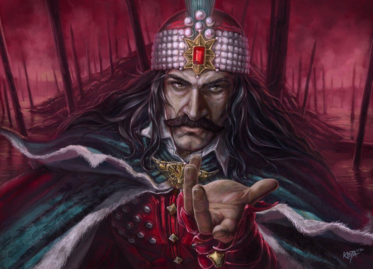 Владислав Дракула. Правитель Валахии