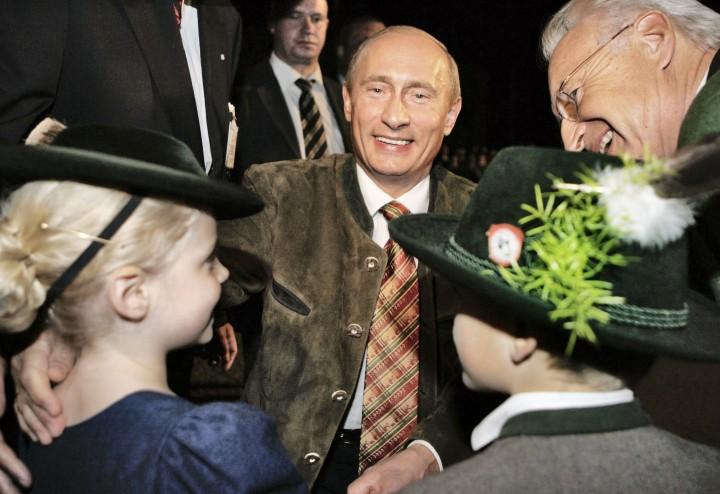 Путина вновь ждут в Мюнхене