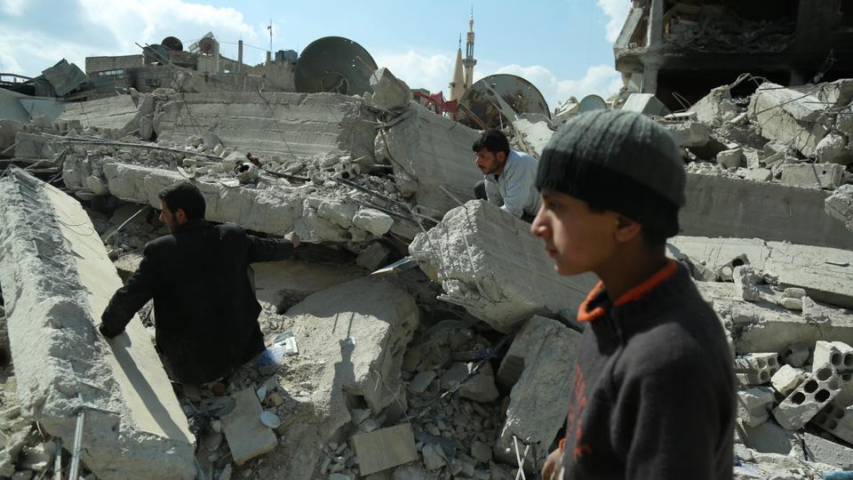 Война слов в СБ ООН как Россия, Сирия столкнулись с США по поводу нарушения режима прекращения огня