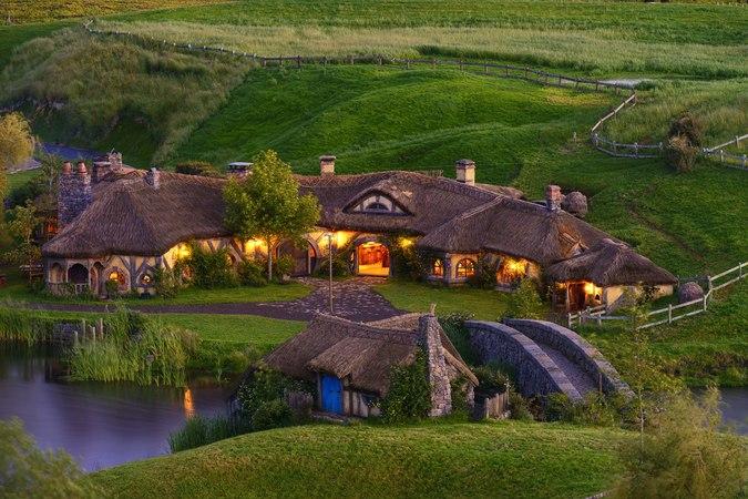 В Испании построят парк для поклонников Толкина