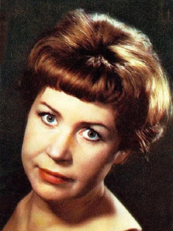 Макарова Инна Владимировна актриса, народная артистка СССР