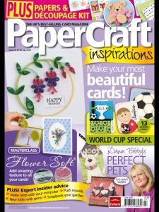 PaperCraft Inspirations 07 (75) 2010 (скрапбукинг)