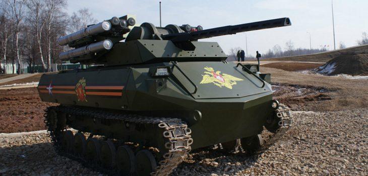 Российские «Ураны» обошли всех конкурентов и готовы изменить расстановку сил в мире