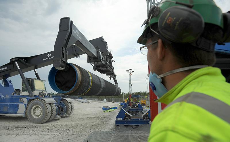 50 миллиардов «Газпрома» вылетели в трубу