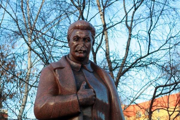 No-Nose Stalin
