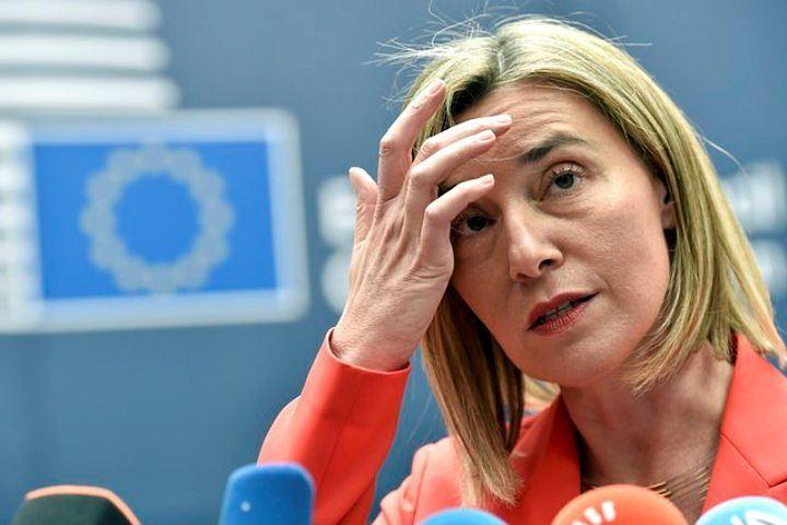 Могерини: ЕС ожидает «тщательного расследования» гибели сотрудника ОБСЕ на Украине