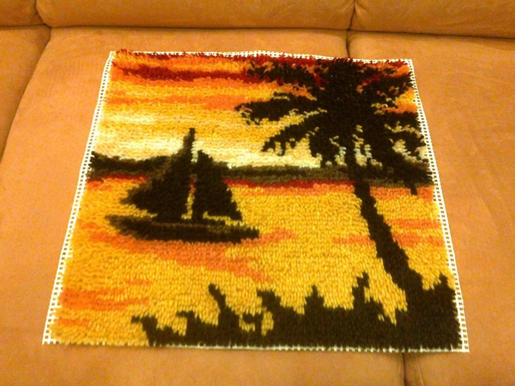 Мастера ковровой вышивки