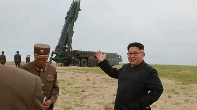 Ракетные пуски КНДР: раньше все выше, теперь все дальше